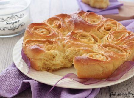 Torta di rose ricetta originale mantovana