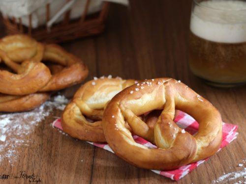 Bretzel ricetta orginale tedesca con lievito di birra