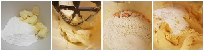 Torta paradiso farcita con fragole e crema al latte veloce ricetta Dulcisss in forno by Leyla