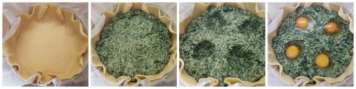 Torta Pasqualina semplice ricetta di Pasqua e Pasquetta Dulcisss in forno by Leyla