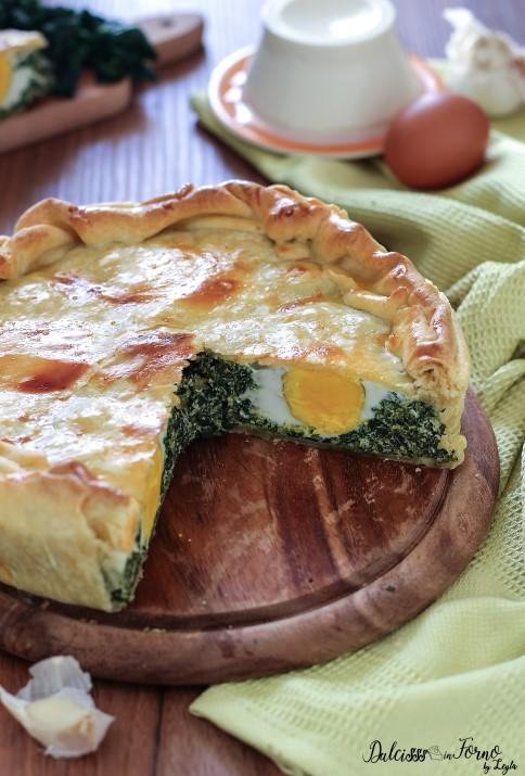 Torta Pasqualina Semplice Ricetta Di Pasqua E Pasquetta E Non Solo