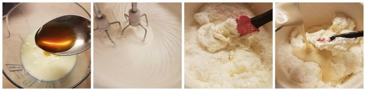 Gelato al cocco fatto in casa senza uova e senza gelatiera ricetta Dulcisss in forno by Leyla