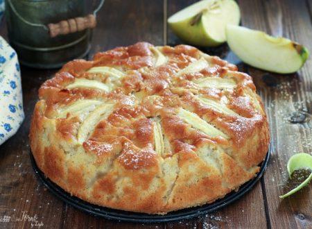 Torta di mele soffice, ricetta senza burro