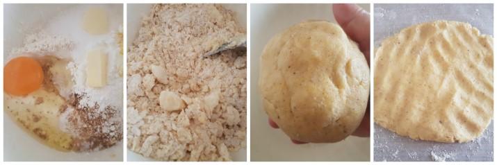 Biscotti morbidi ai fichi freschi o Biscotti settembrini simil Mulino Bianco ricetta Dulcisss in forno by Leyla