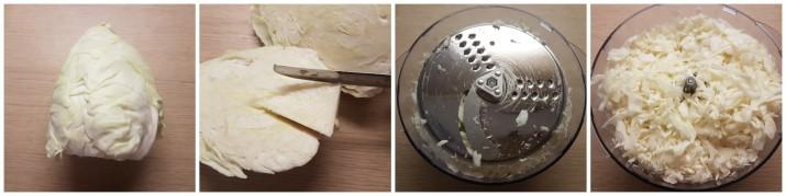 Insalata di cavolo cappuccio tirolese con speck, la ricetta della Krautsalat mit Speck Dulcisss in forno by Leyla