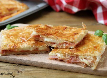 Pizza parigina o pizza rustica napoletana