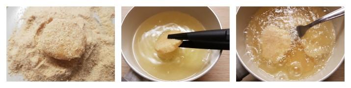 Nuggets di pollo facili fatti in casa tipo McDonald, fritti o al forno ricetta Dulcisss in forno by Leyla