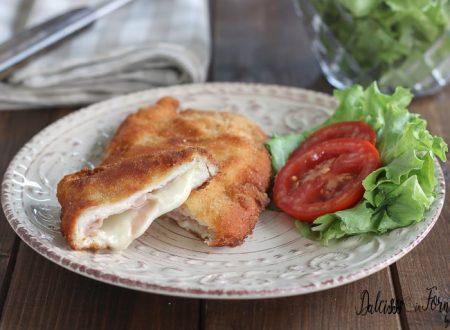 Cordon Bleu di pollo macinato ricetta facile e veloce