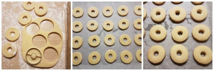 Biscotti alla panna facili e veloci da inzuppo – Ricetta Macine fatte in casa Dulcisss in forno by Leyla