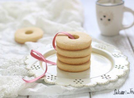 Biscotti alla panna facili