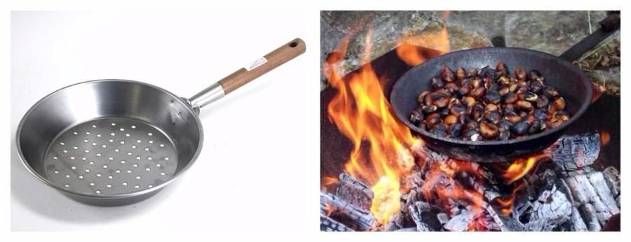 Come cucinare le castagne in casa al forno, in padella, al microonde: 5 metodi infallibili ricetta Dulcisss in forno by Leyla