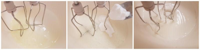 Ricetta Glassa per decorare biscotti di pasta frolla di Natale: la ghiaccia reale o glassa reale pronta in 2 minuti ricetta Dulcisss in forno by Leyla
