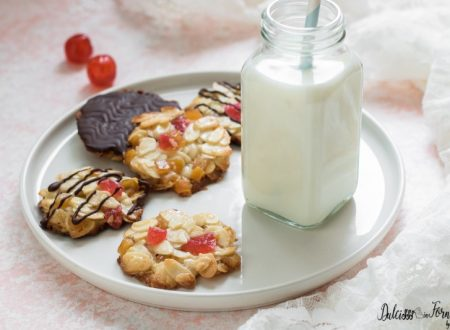 Biscotti fiorentini o Florentines