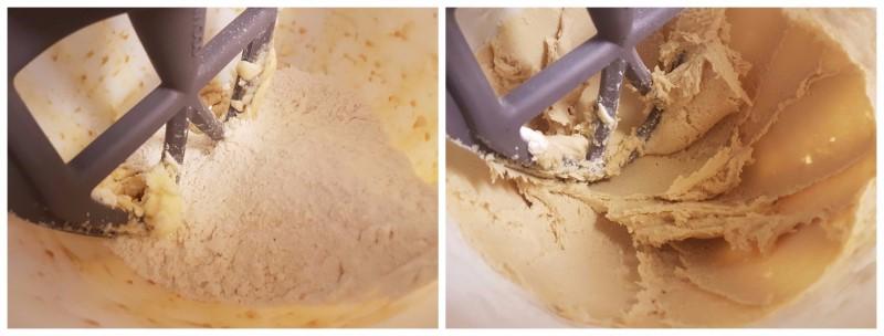 Pasta frolla al caffè per biscotti, la pasta frolla montata ricetta Dulcisss in forno by Leyla