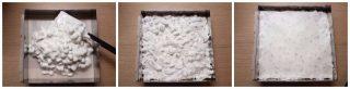 Torrone bianco morbido fatto in casa di Montersino, facile e veloce ricetta Dulcisss in forno by Leyla