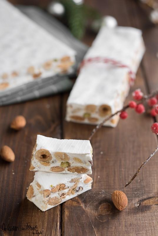 Ricetta Torrone Bianco Morbido Fatto In Casa Di Montersino Facile E