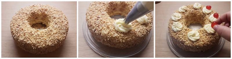 Frankfurter Kranz ricetta della Torta Corona di Francoforte ricetta Dulcisss in forno by Leyla torte tedesche dolci tedeschi