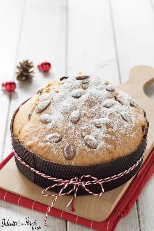 Panettone semplice Panettone Artusi – Ricette Artusi – Panettone Marietta ricetta Dulcisss in forno by Leyla
