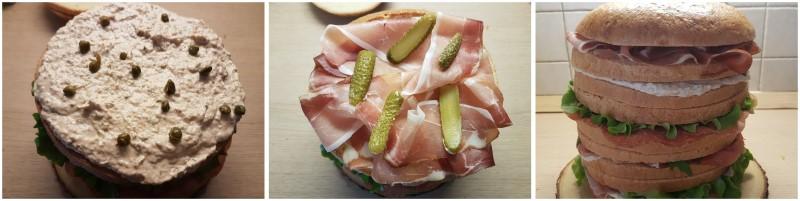 Panettone gastronomico salato ricetta pan brioche salato farcito - pan canasta farcito ricetta Dulcisss in forno by Leyla