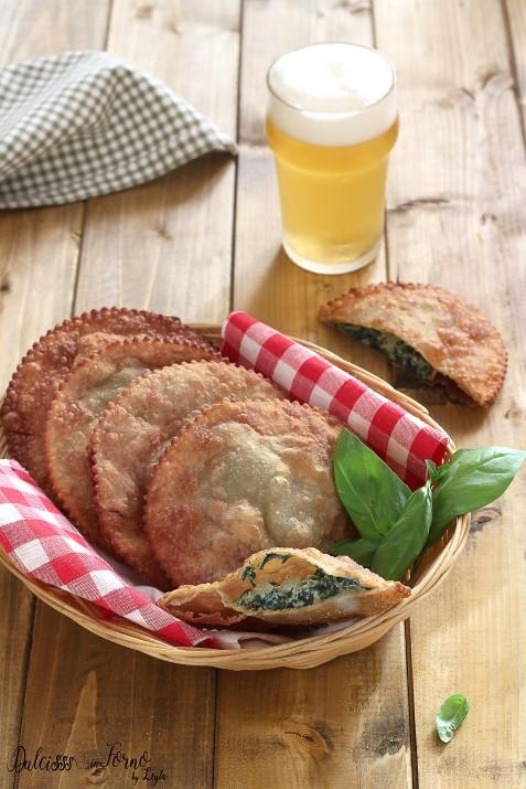 Tirtlen con spinaci ricotta e patate: i Tirtlen tirolesi dell'Alto Adige ricetta Dulcisss in forno by Leyla