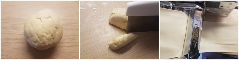 Chiacchiere senza uova con panna veloci e friabilissime con 2 ingredienti ricetta Dulcisss in forno by Leyla