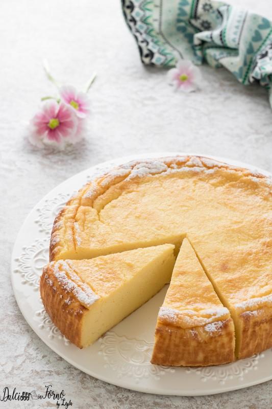 Migliaccio napoletano ricetta originale - Torta di semolino e ricotta – Dolci napoletani ricetta Dulcisss in forno by Leyla