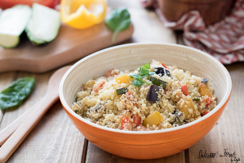 Cous cous vegetariano ricetta cous cous con verdure light for Cucinare vegetariano