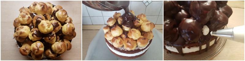 orta profiteroles Dulcisss in forno by Leyla