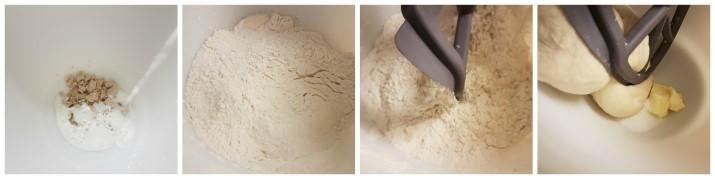 Pretzel Bites ricetta - Pretzel Bite Recipe -Palline di pane tedesco da antipasto Dulcisss in forno by Leyla