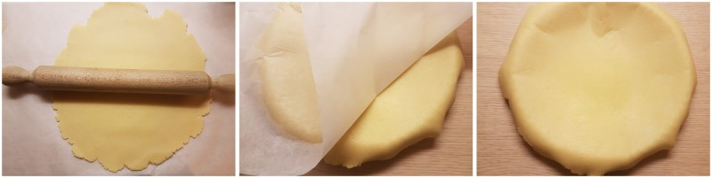 Crostata di ricotta e marmellata, ricetta facile, veloce e friabile Dulcisss in forno by Leyla