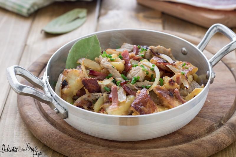 Carne fritta in padella ricetta