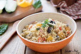 Cous cous di verdure ricetta cous cous con verdure