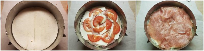Torta tramezzino – Torta Sandwich - torta pancarre di tramezzini ricetta Dulcisss in forno by Leyla