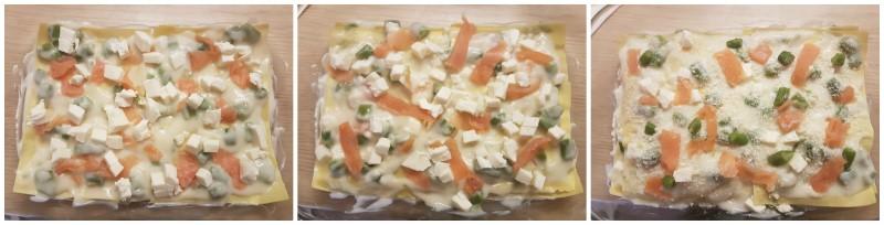 Lasagna asparagi e salmone: lasagne con asparagi e besciamella cremose ricetta Dulcisss in forno by Leyla