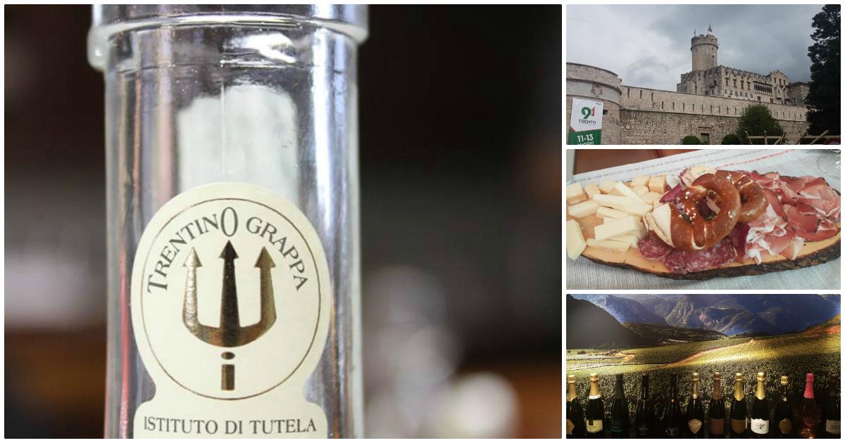 Trento città alla scoperta della grappa trentina e delle distillerie trentine