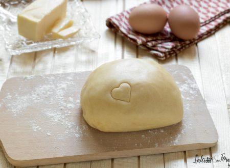 Pasta sablè per crostate e biscotti friabili