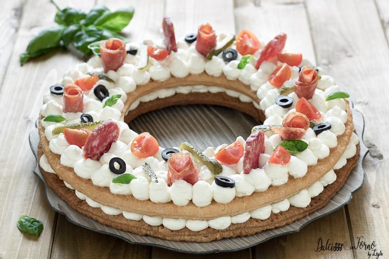 Cream tart salata: antipasto semplice e veloce per buffet e feste di compleanno