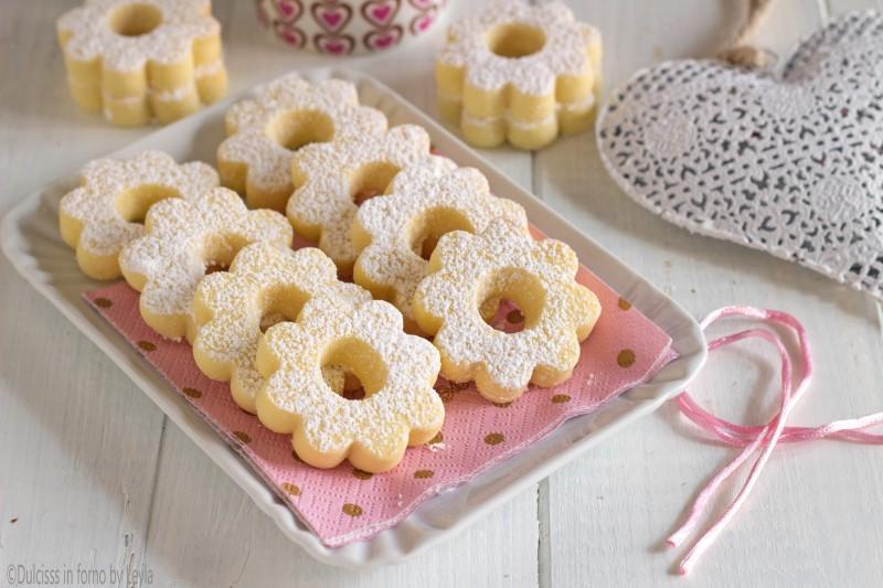 Canestrelli, ricetta biscotti Canestrelli