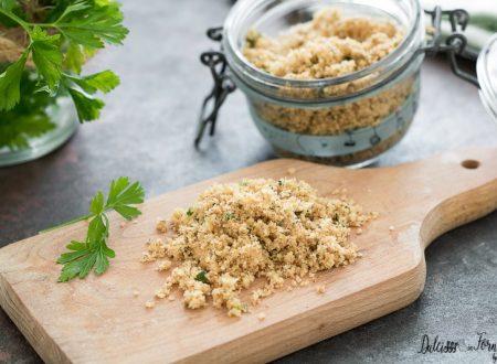 Panatura croccante per pesce, pollo, carne e verdure