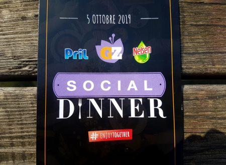 Alla scoperta della social dinner dell'anno!