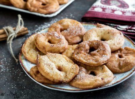 Frittelle di mele, ricetta della nonna