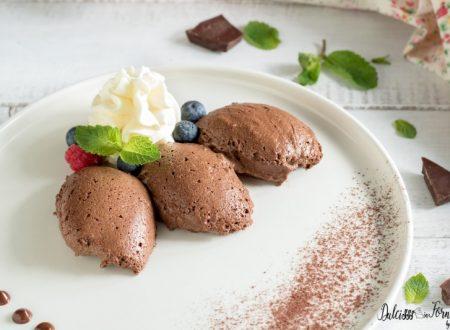 Mousse al cioccolato ricetta originale della Mousse au chocolat