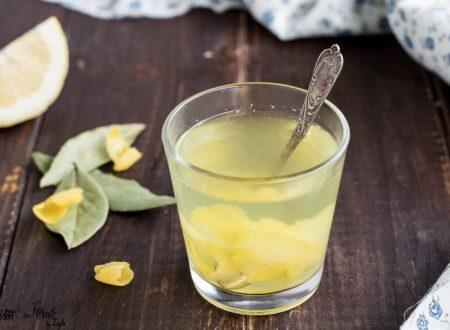 Canarino bevanda digestiva al limone