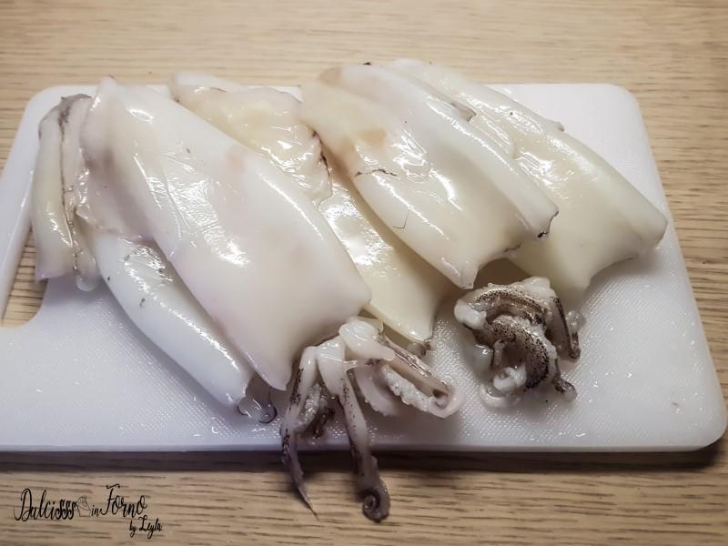 Come si puliscono i calamari cottura usi e curiosità dulcisss
