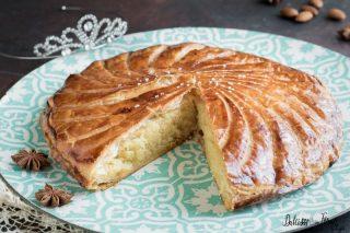 La Galette des Rois, ricetta originale francese torta del re o torta dei re Magi