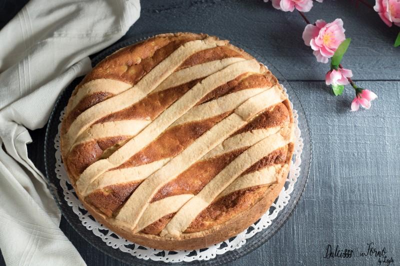 Pastiera napoletana originale, la vera ricetta della pastiera napoletana, ricetta tradizionale