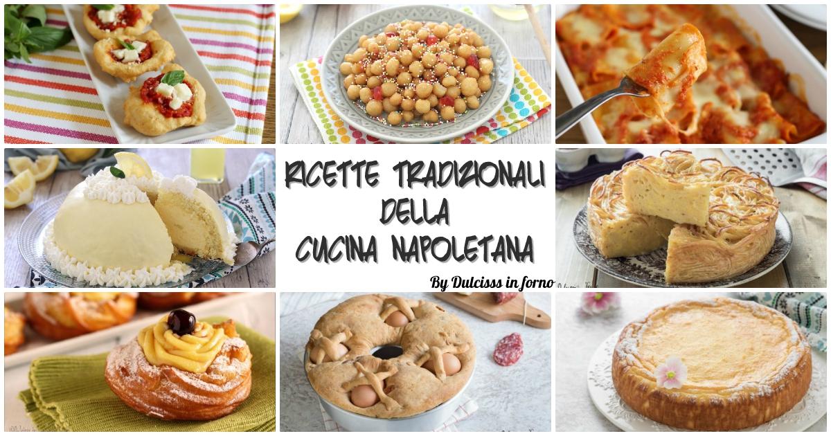 Piatti tipici napoletani ricette della cucina napoletana