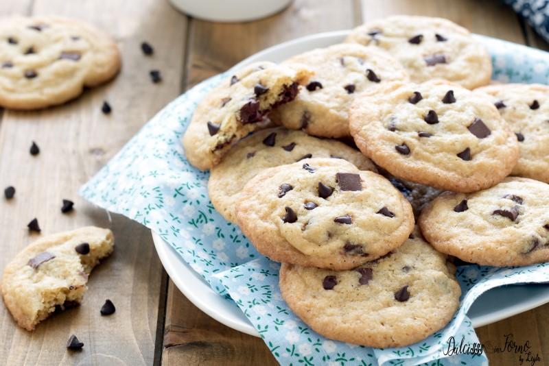 Ricetta Biscotti cookies