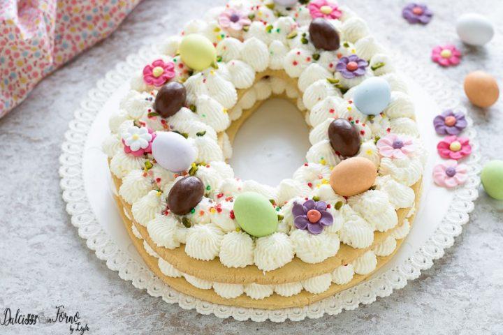 Cream Tart di Pasqua, ricetta dolce di Pasqua