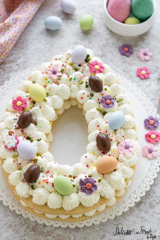 Cream Tart di Pasqua